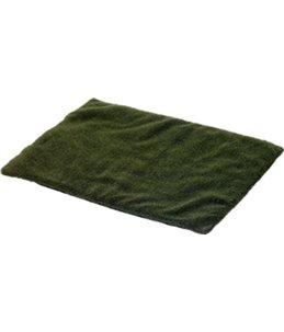 Fleece hondendeken groen 70x95x4cm