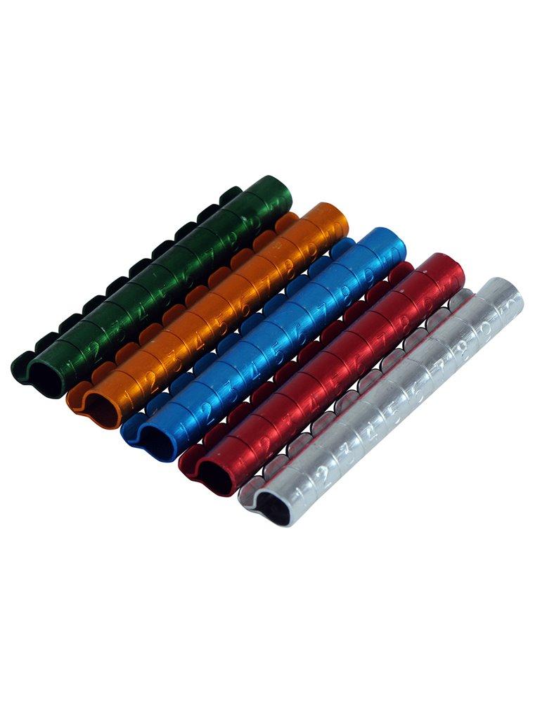 Aluminium knijpring 6mm