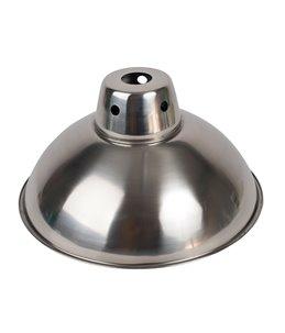 Aluminium reflector, diameter 38cm