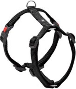 Asp tuig zwart 90-120cm25mm