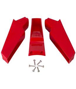Potenset voor DA-18 rood set 3 stuks