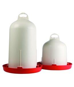 Dubbelwandige drinkbak 6 liter