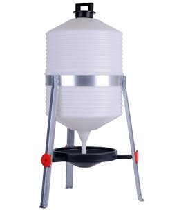 Sifondrinker kunststof 30 liter