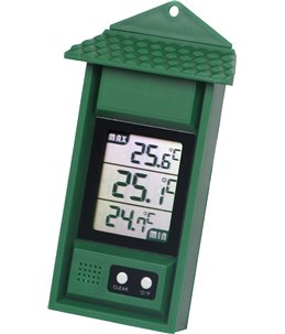 Thermometer minimum-maximum digitaal
