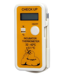 Digitale broedthermometer 'Check-Up'
