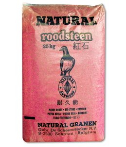 ROODSTEEN  NATURAL P40
