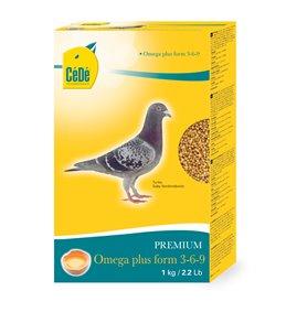 Cede omega plus form 3-6-9