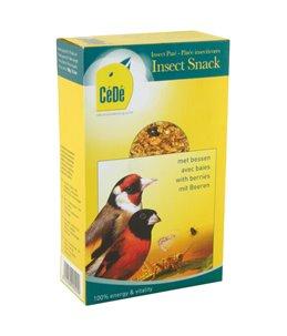 Cede insectsnack met bessen
