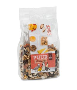 PUUR Pauze Snack Mix Noten & Fruit