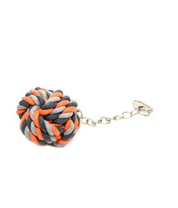 Tug Toy Knotted Ball + Chain