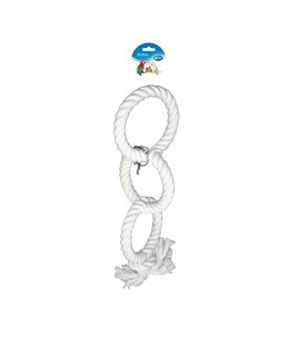 Parrot Toy 3 Ring