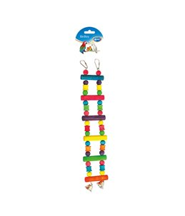 Colorful Wooden Ladder with Bell