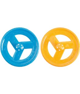 Wheel chaser klein 14cm ass.kleuren