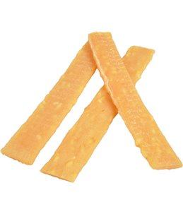 Chick'n snack cheese strips 85gr
