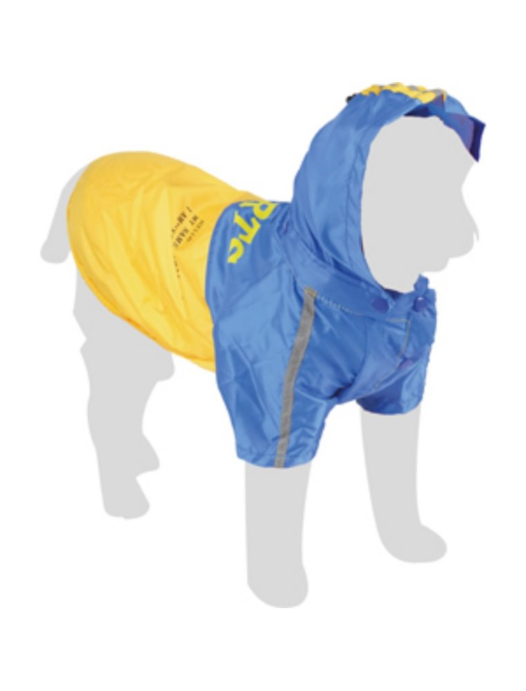 Regenjas 2in1 scout + fleece 32cm