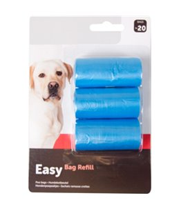 Swifty easy bag rollen blauw