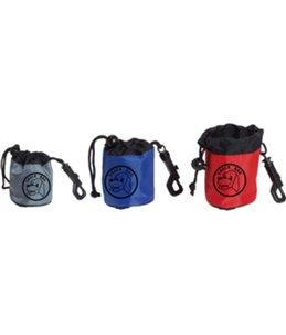 Snack bag diverse kleuren 6,5x7cm