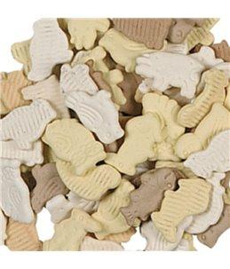 Koekjes crunch dierenfiguren 500gr