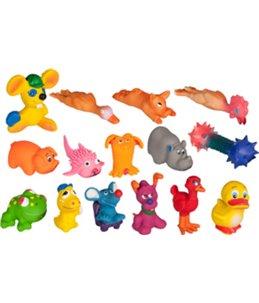 Latex joytoys 7cm ass display ass. 15 verschillende speelgoedjes