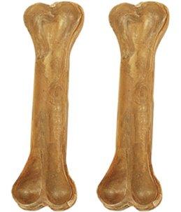 Premium kauwbeen geperst 21cm - 2st