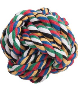 Hs katoen taylor knoopbal multi color 8,5cm