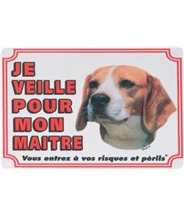 Waakbord fr - beagle