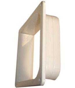 Achterpaneel 50mm wit voor 507516