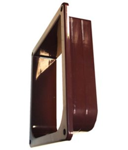 Achterpaneel 50mm bruin voor 507517
