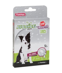Biocide pipetten hond niet in benelux