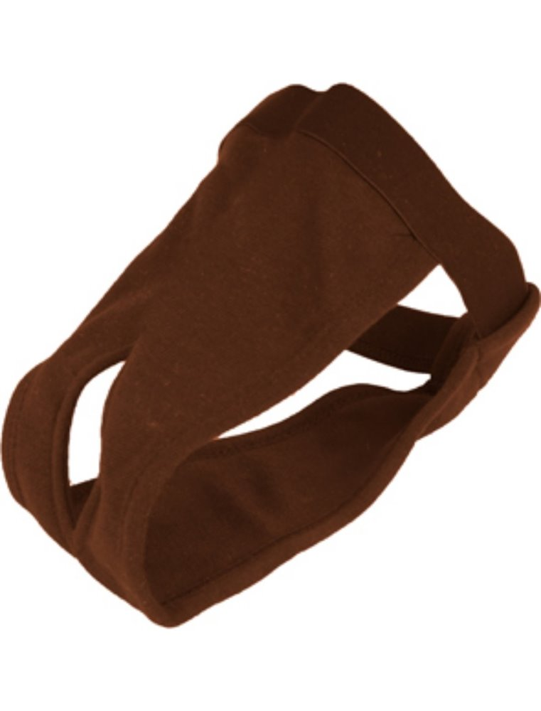 Hondenslip luvly m - bruin