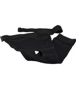 Hondenslip luvly l - zwart